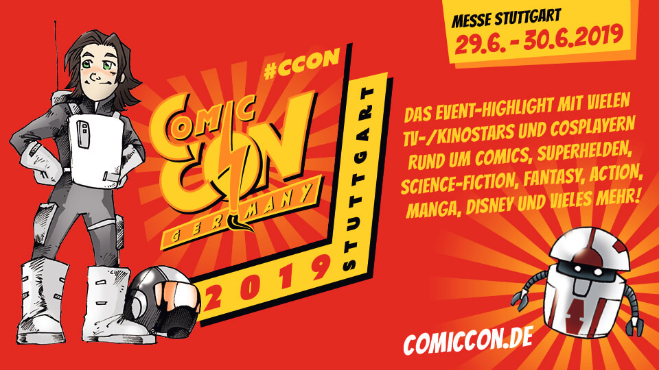 CCON | Comic Con Germany 2019