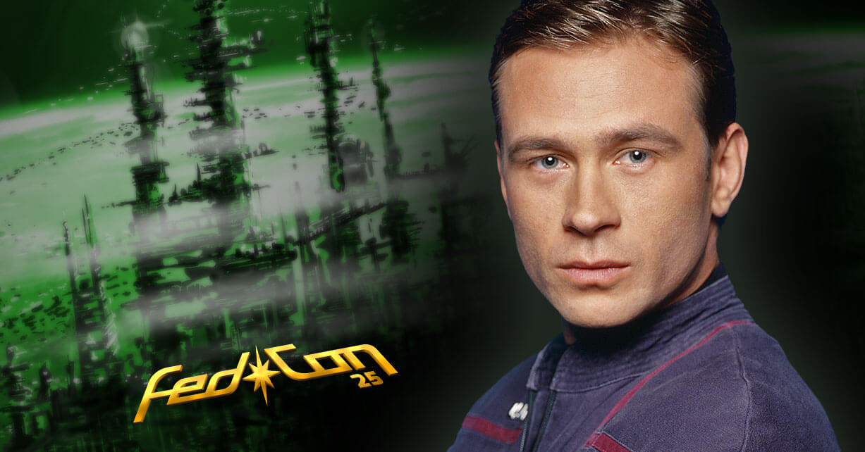 FEDCON 25 | Connor Trinneer