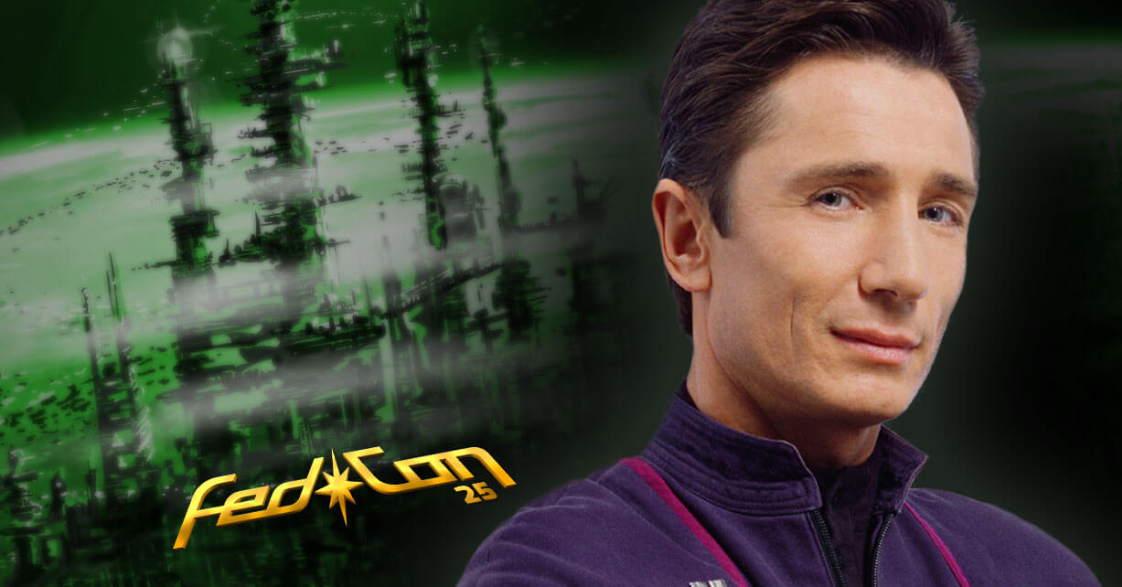 FEDCON 25 | Dominic Keating