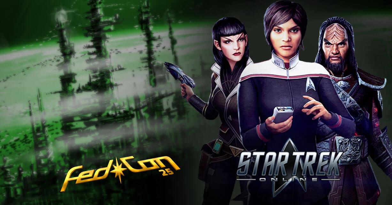FEDCON 25 |Star Trek Online