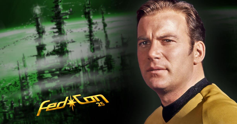 FEDCON 25 |William Shatner