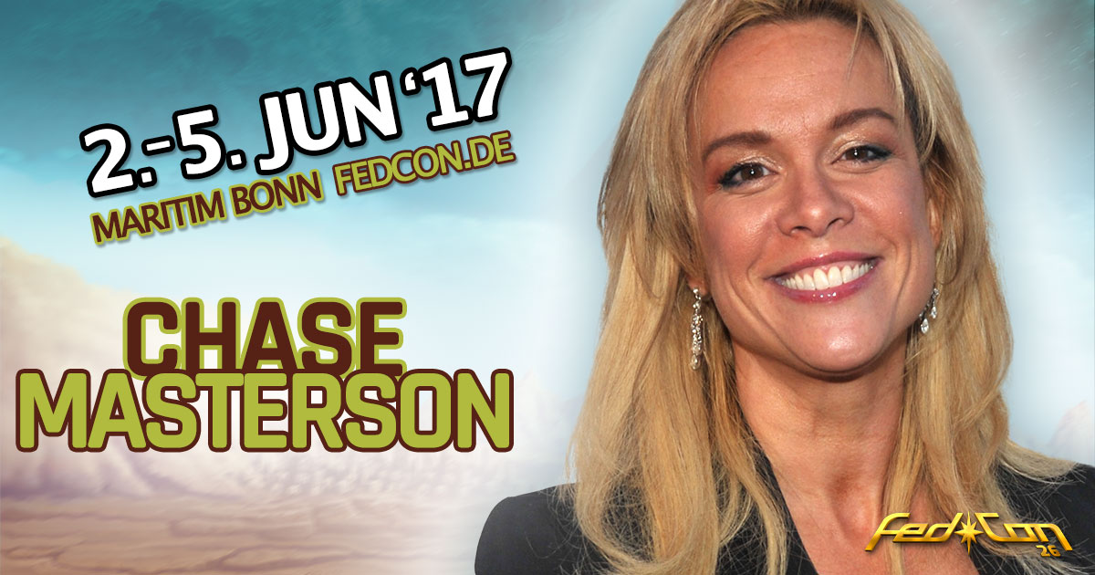 FedCon 26 | Special Guest | Chase Masterson
