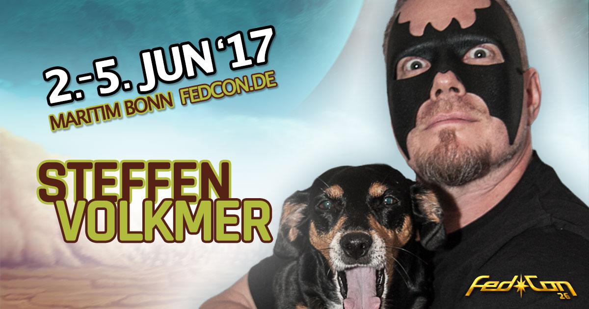 FedCon 26 |Special Guest | Steffen Volkmer