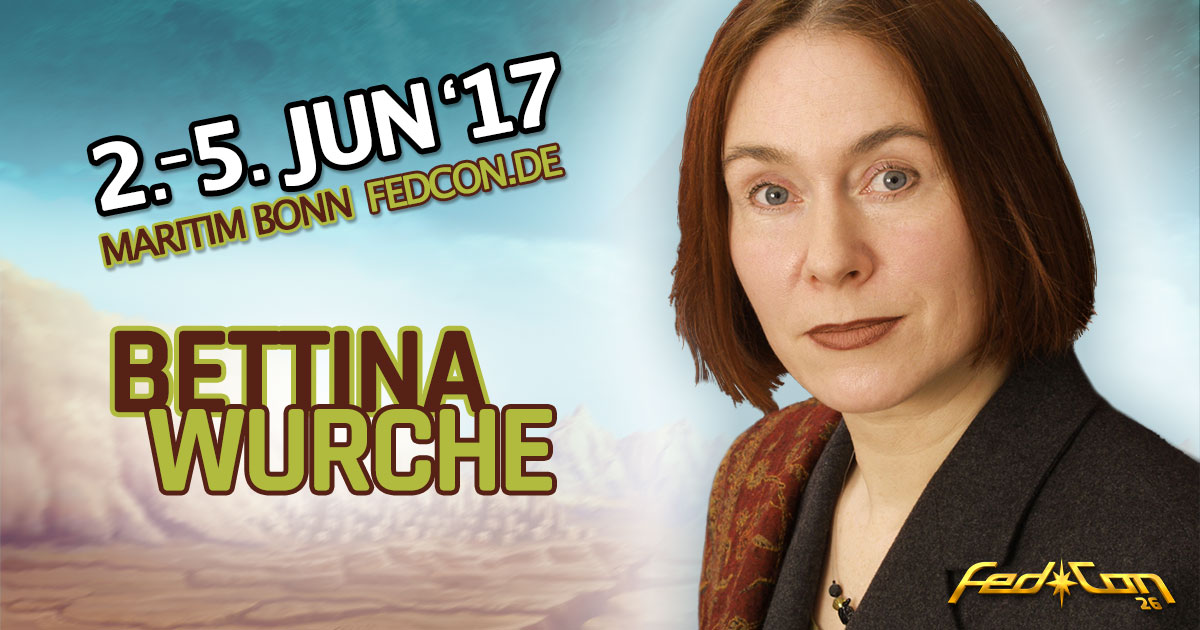 FedCon 26 | Vortragende | Bettina Wurche