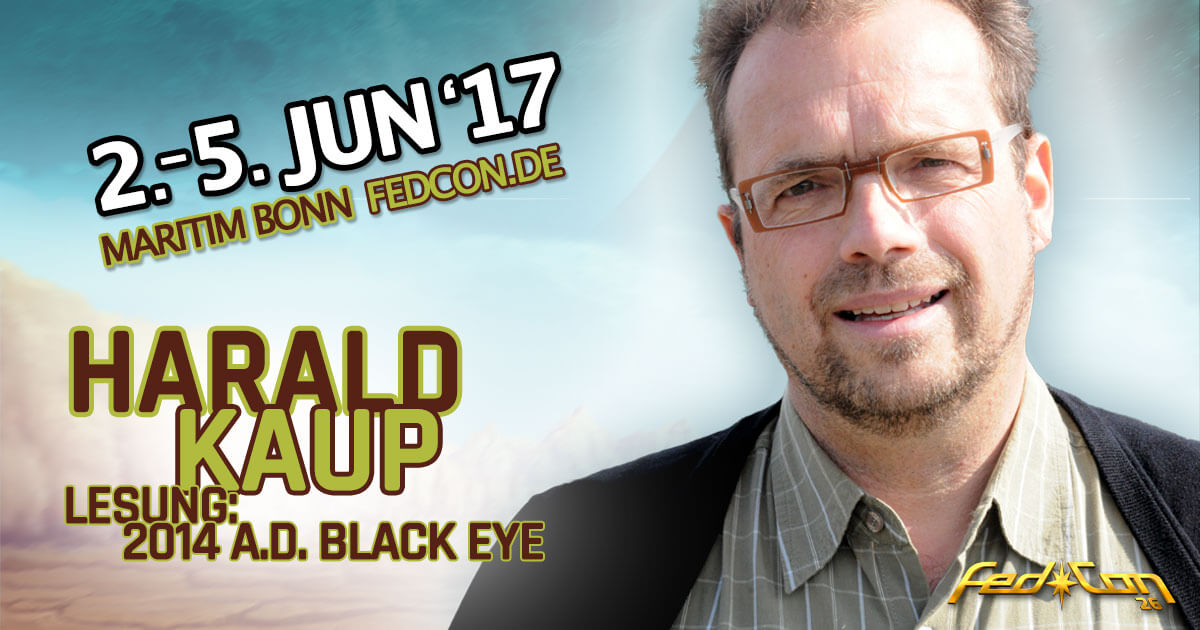 FedCon 26 | Special Guest | Harald Kaup
