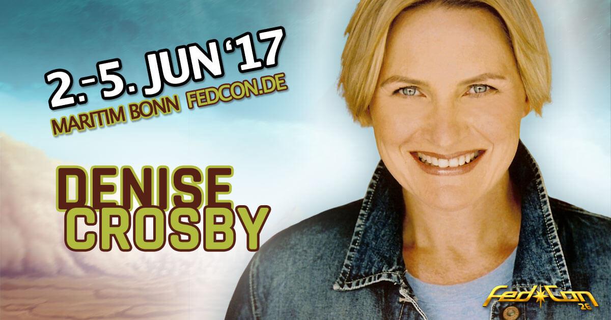 FedCon 26 |Stargast | Denise Crosby