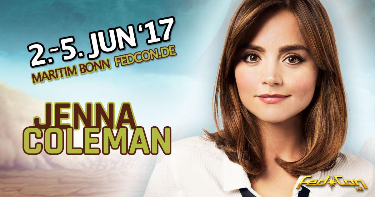 FedCon 26 |Stargast | Jenna Coleman