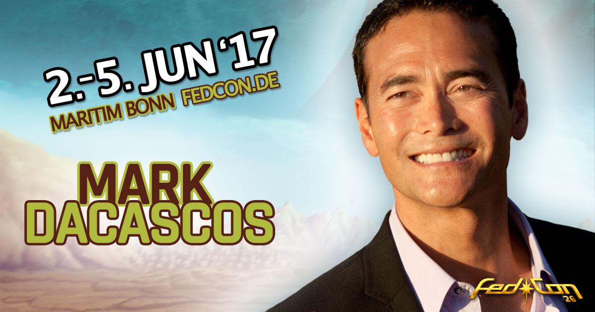 FedCon 26 |Stargast | Mark Dacascos