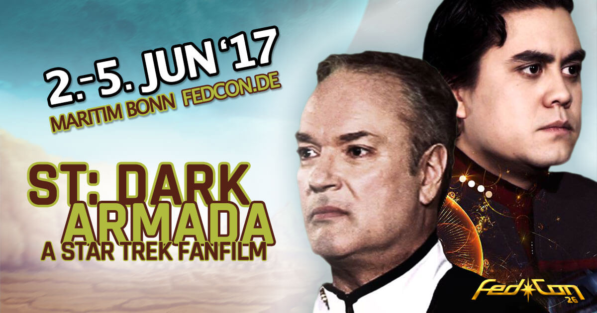 FedCon 26 |Vortrag | Star Trek Dark Armada