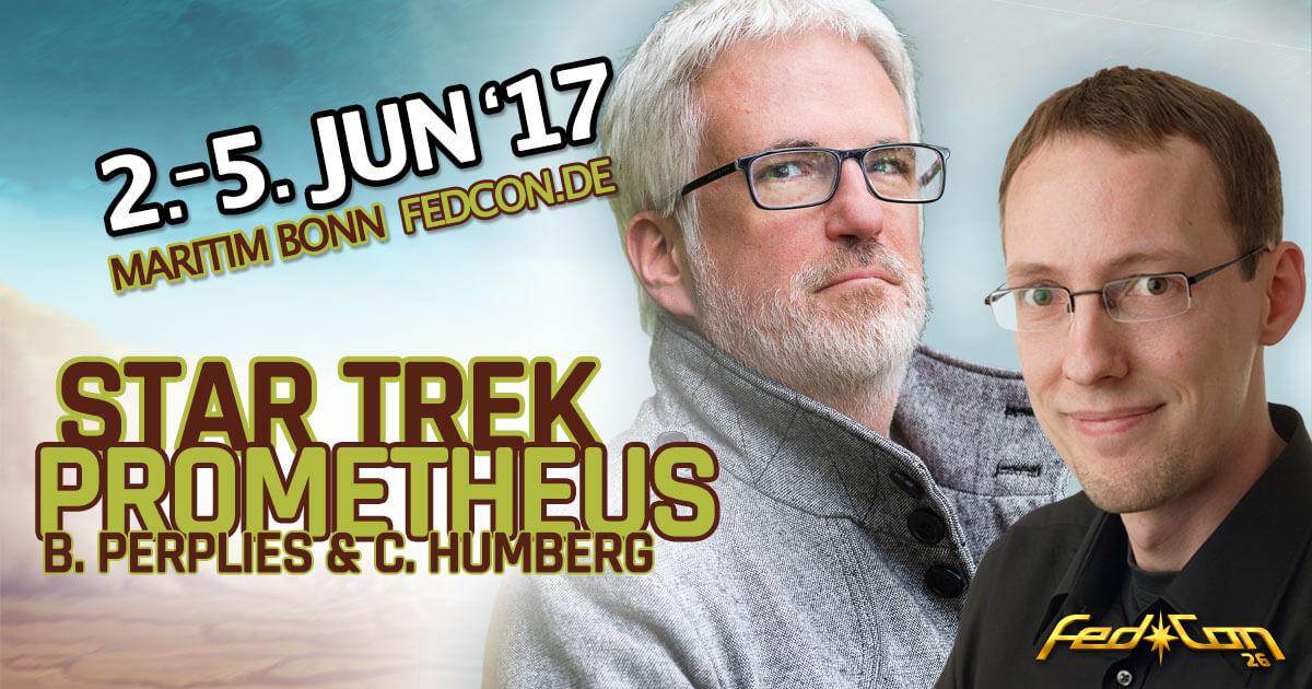 FedCon 26 |Vortrag | Star Trek Prometheus