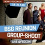 FEDCON | BSG Reunion Group Photo Shoot
