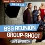 FEDCON | BSG-Reunion Gruppenfotoshoot
