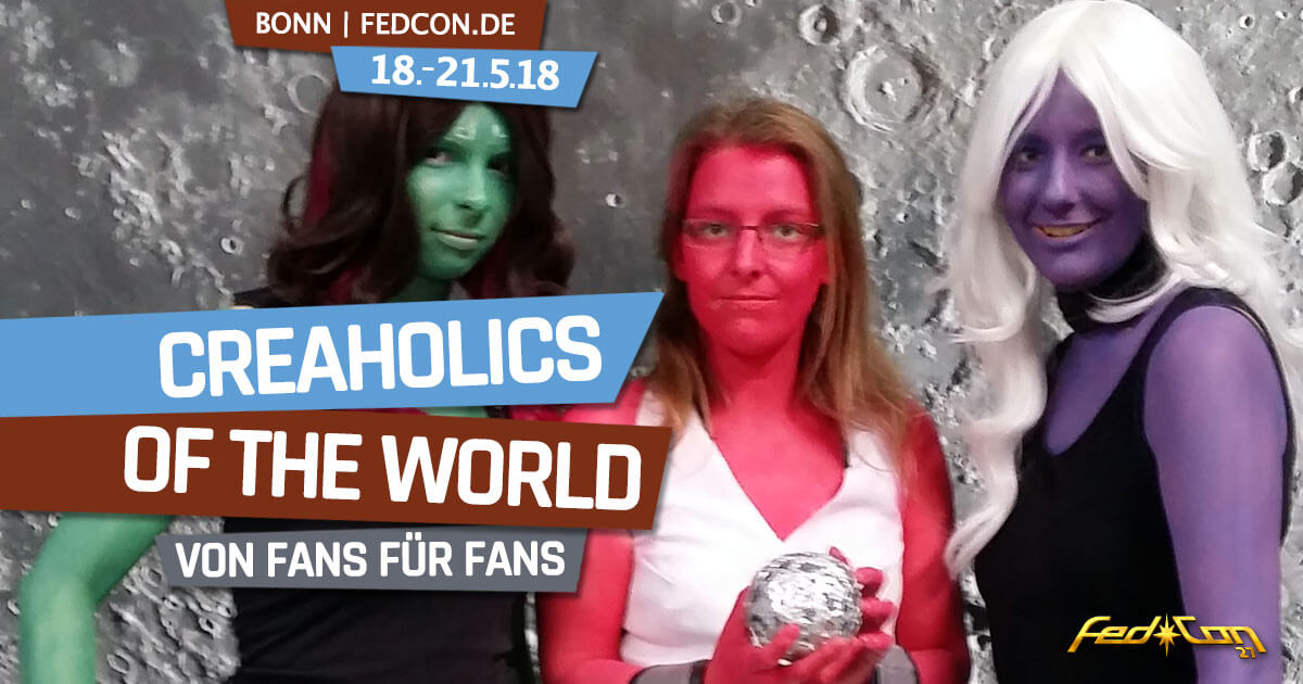 FedCon 27 | Specials | Creaholics of the World