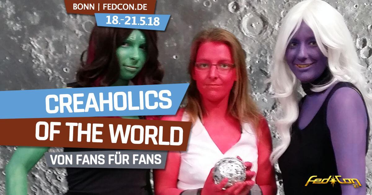 FedCon 27 | Specials | Creaholics of the World