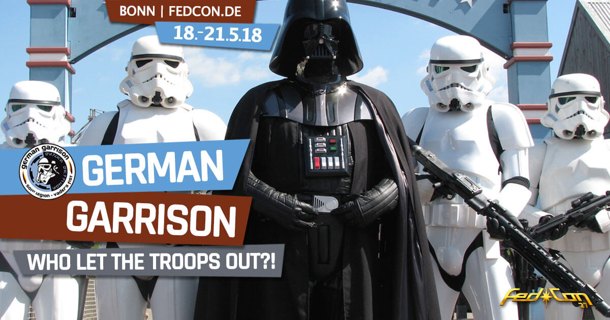 FedCon 27 | Specials | German Garrison