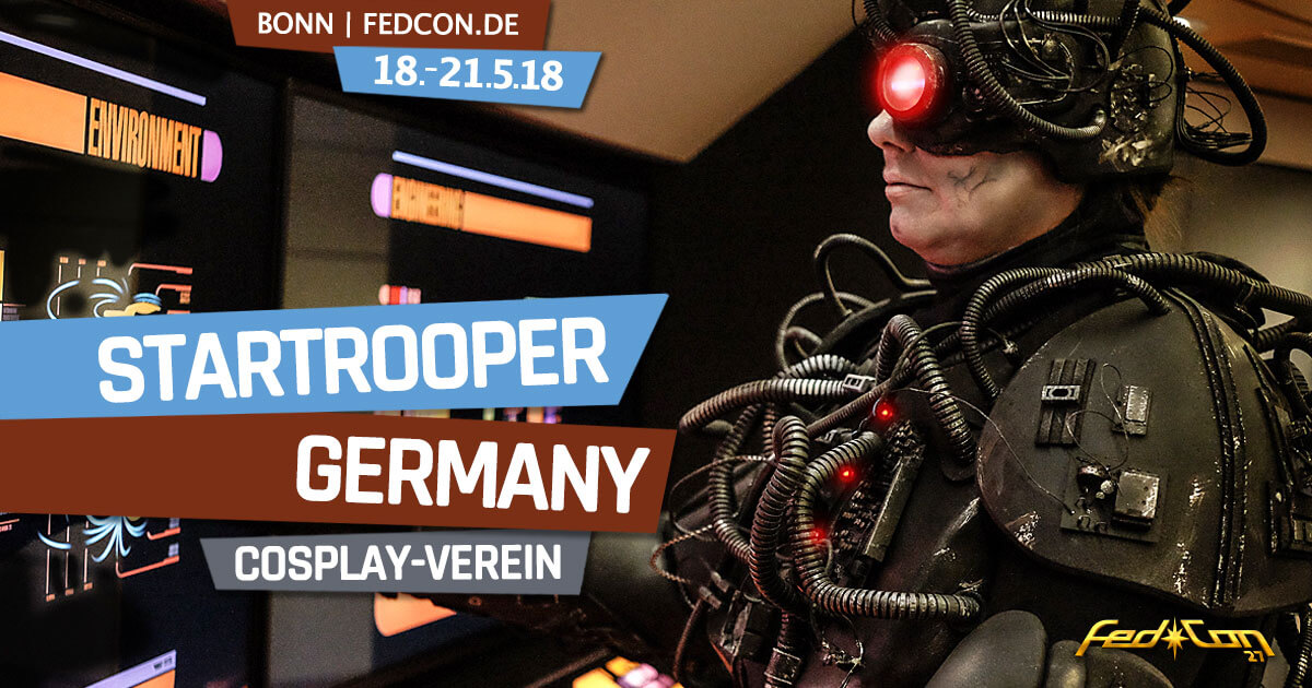 FedCon 27 | Specials | Startrooper Germany Cosplay