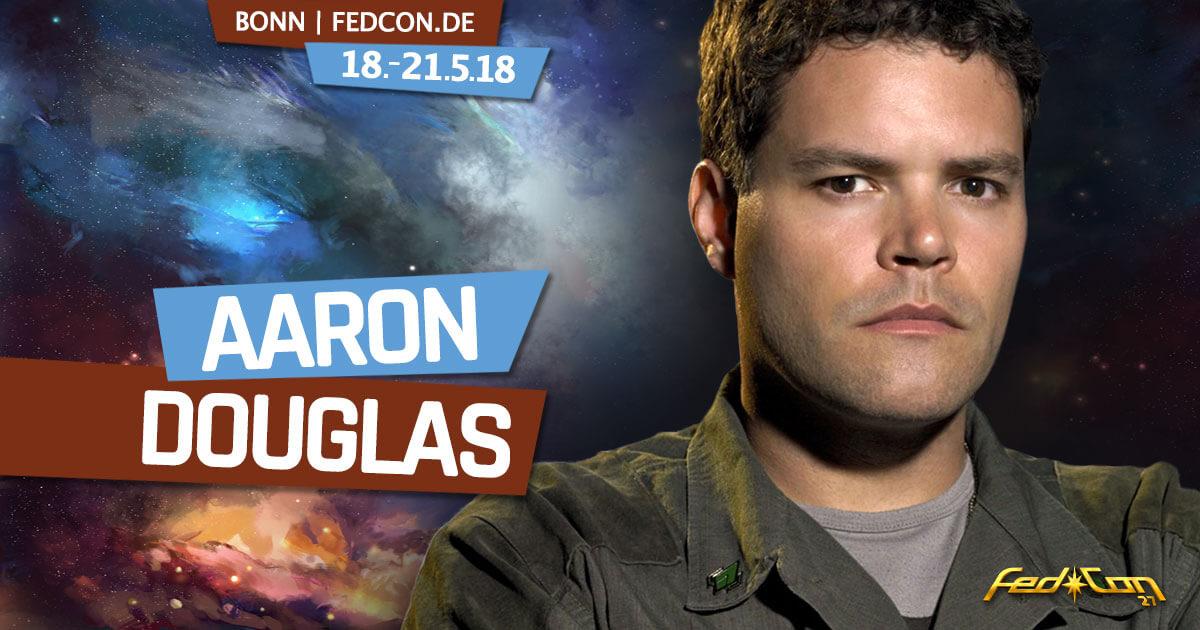 FedCon 27 |Stargast | Aaron Douglas