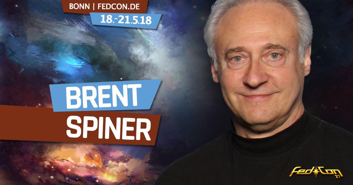 FedCon 27 |Stargast | Brent Spiner