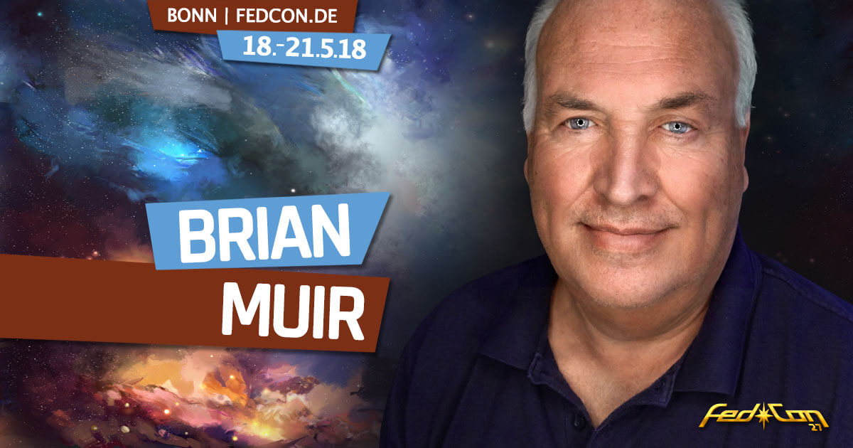 FedCon | Stargast | Brian Muir