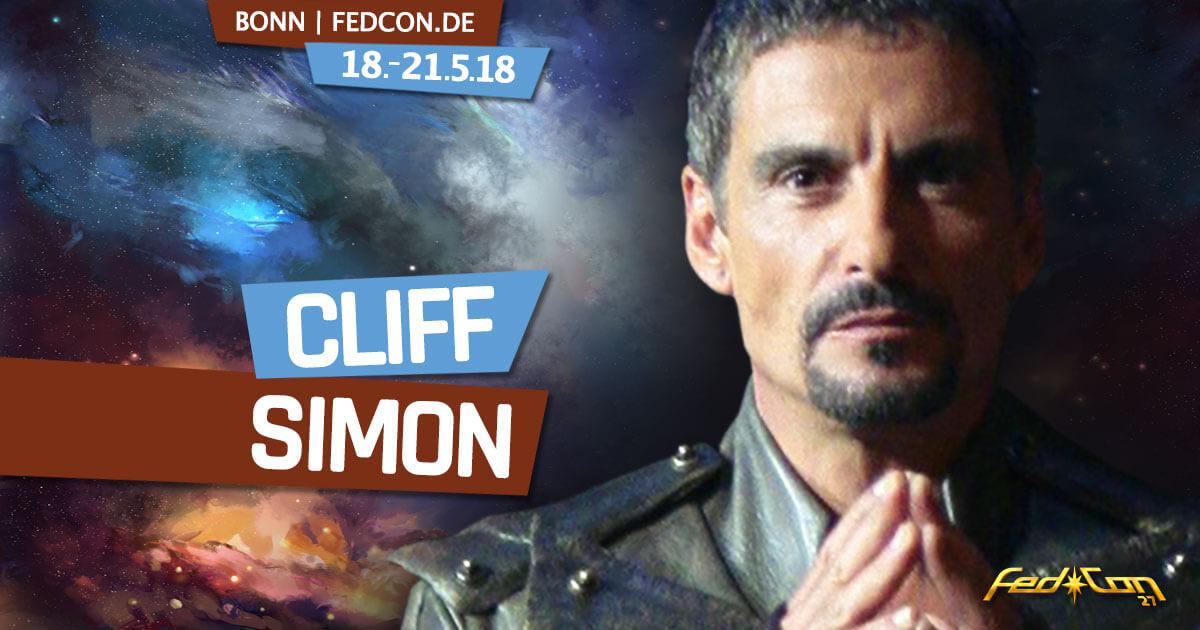 FedCon 27 | Stargast | Cliff Simon