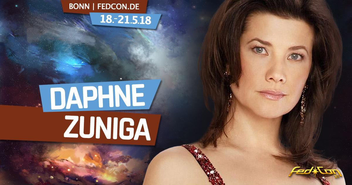 FedCon 27 | Stargast | Daphne Zuniga