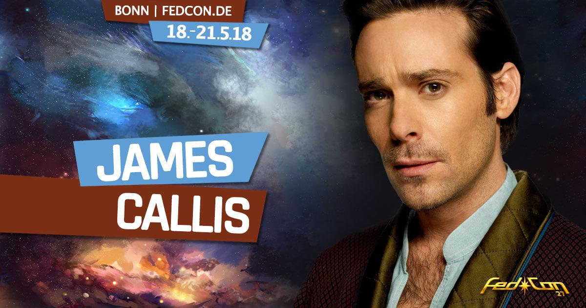 FedCon 27 |Stargast | James Callis