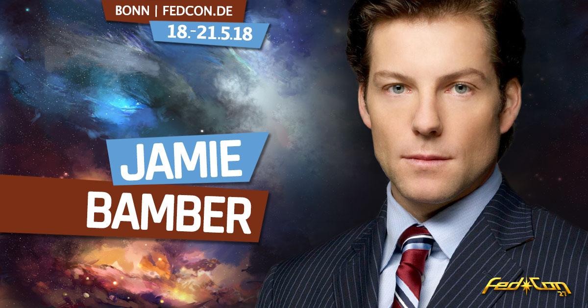 FedCon 27 |Stargast | Jamie Bamber