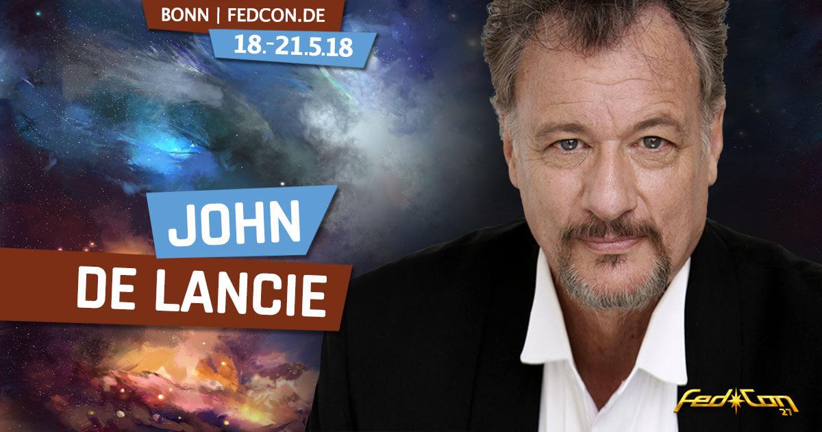 FedCon 27 | Stargast | John de Lancie