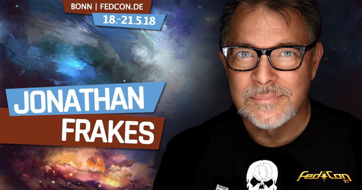 FedCon 27 |Stargast | Jonathan Frakes