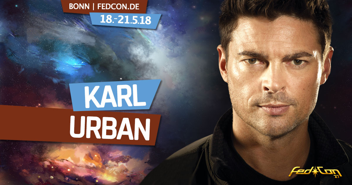 FedCon 27 | Stargast | Karl Urban