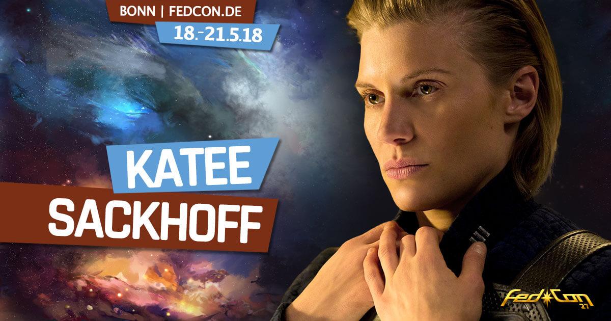 FedCon 27 |Stargast | Katee Sackhoff