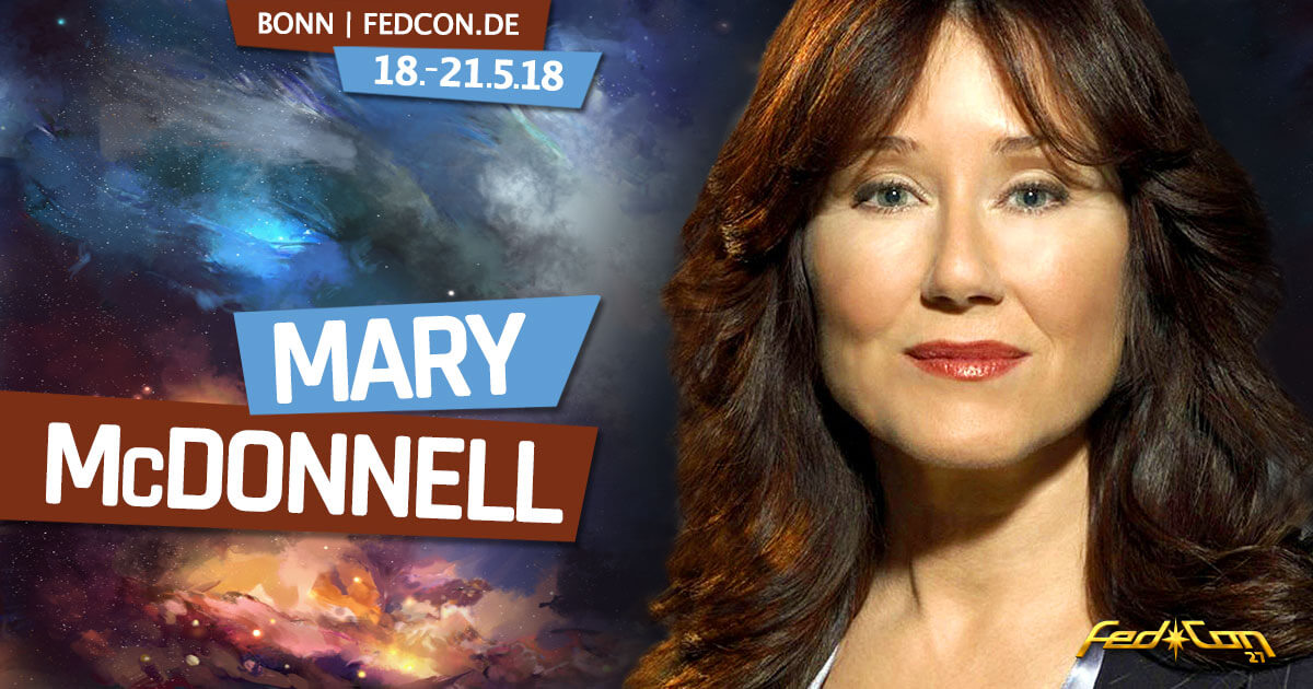 FedCon 27 | Stargast | Mary McDonnell