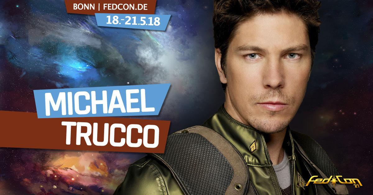 FedCon 27 | Stargast | Michael Trucco