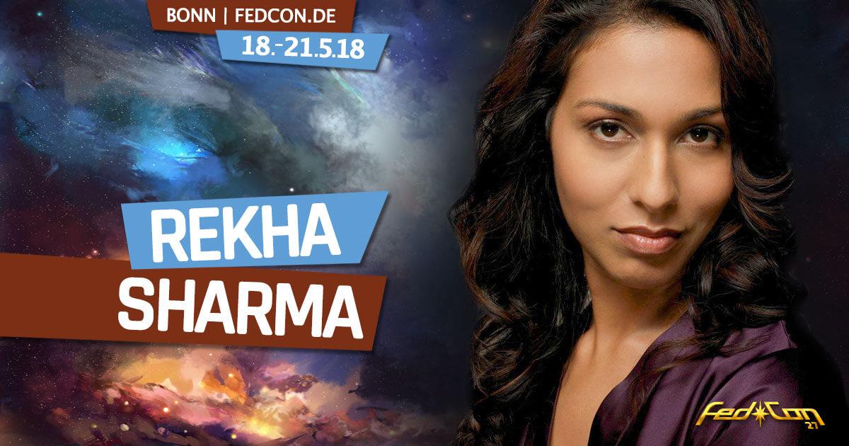 FedCon 27 |Stargast | Rekha Sharma