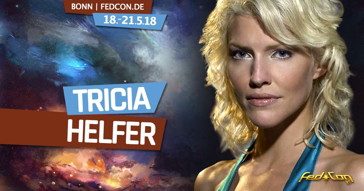FedCon 27 | Stargast | Tricia Helfer