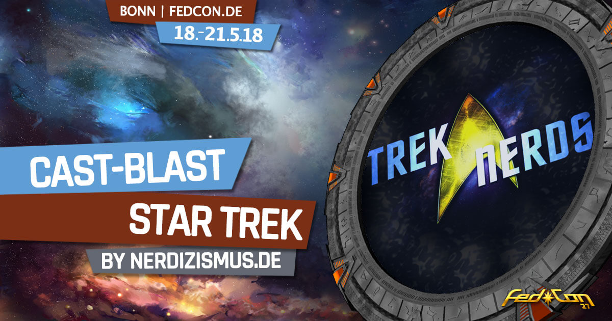 FedCon 27 | Vortrag | Cast-Blast Star Trek