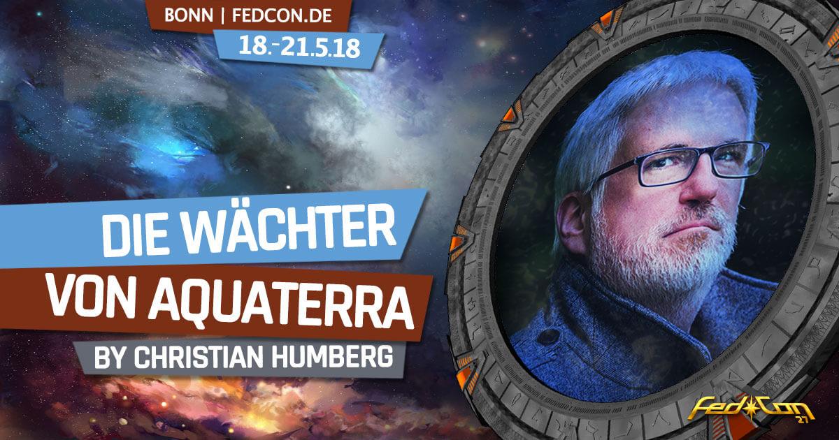 FedCon 27 | Vortrag | Die Wächter von Aquaterra
