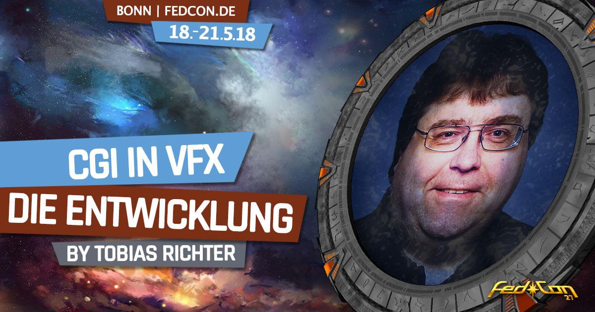 FedCon 27 | Vortrag | CGI in VFX - Die Entwicklung