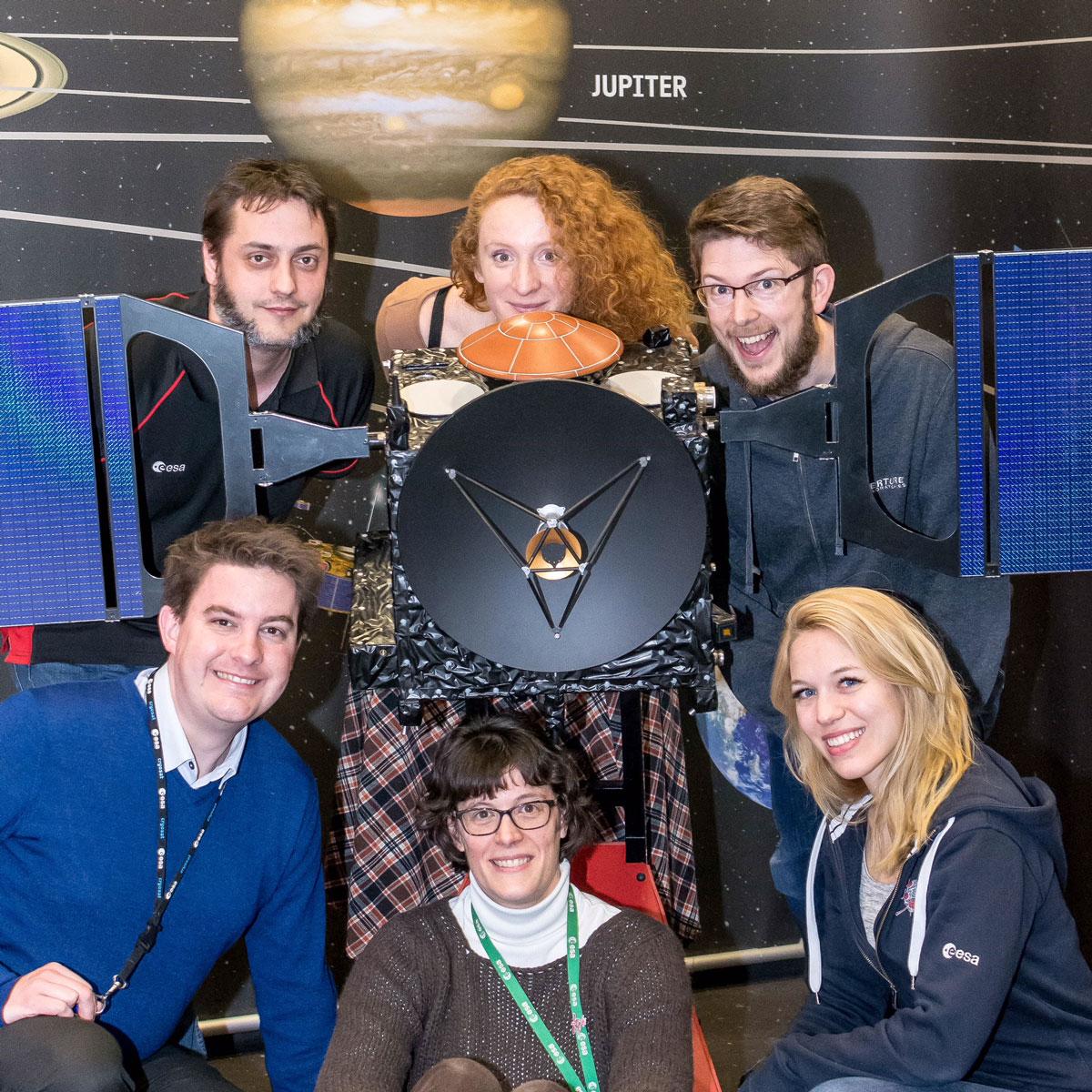 FedCon 27 | ESA Mission Controllers