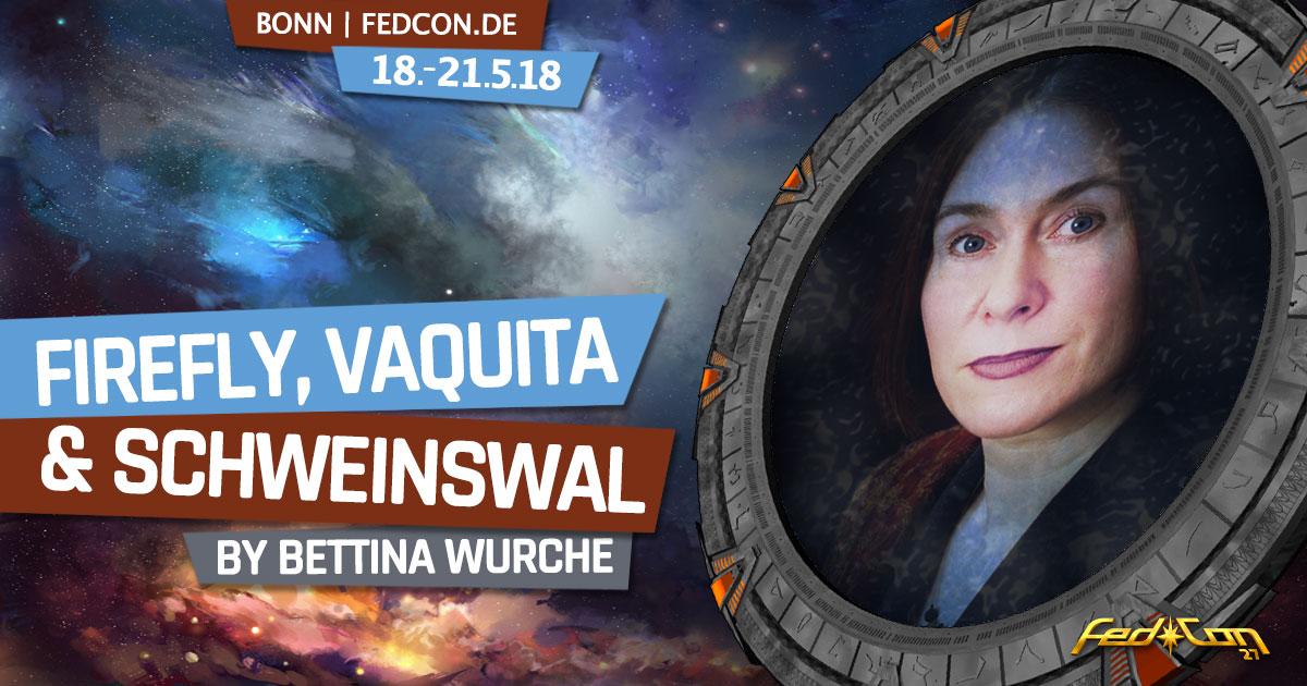 FedCon 27 | Vortrag | Firefly, Vaquita und Schweinswal