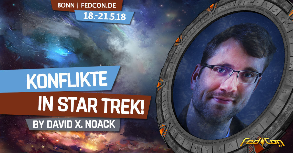 FedCon 27 | Vortrag | Konflikte in Star Trek