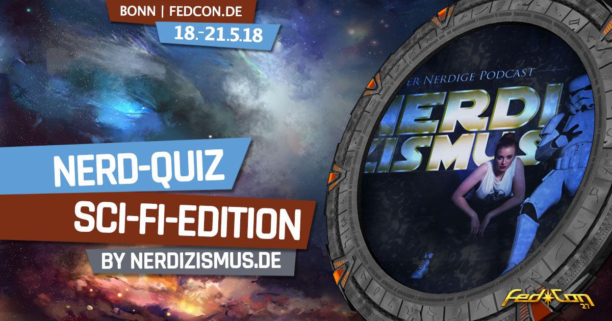 FedCon 27 | Vortrag | Nerd-Quiz Sci-Fi-Edition