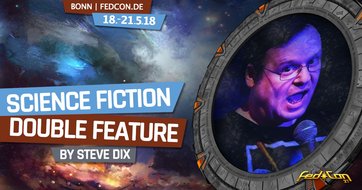 FedCon 27 | Show | Science Fiction Double Feature
