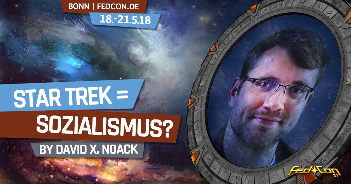FedCon 27 | Vortrag | Star Trek = Sozialismus?