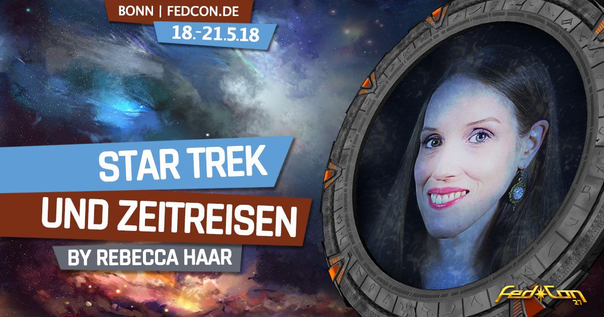 FedCon 27 | Vortrag | FedCon 2018 | Star Trek und Zeitreisen