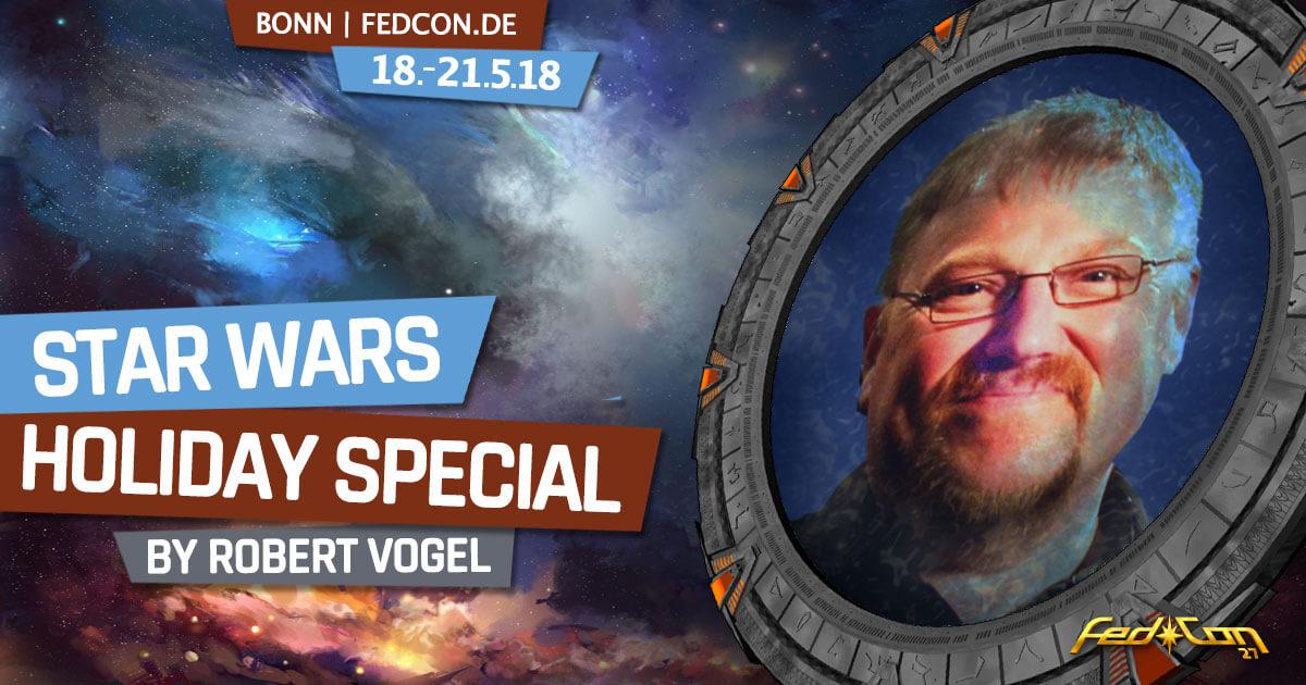 FedCon 27 | Vortrag | Star Wars Holiday Special