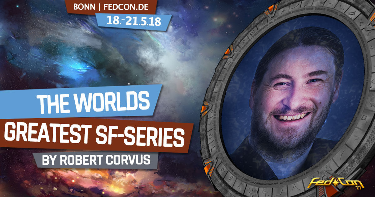 FedCon 27 | Vortrag | The world's greatest SF series