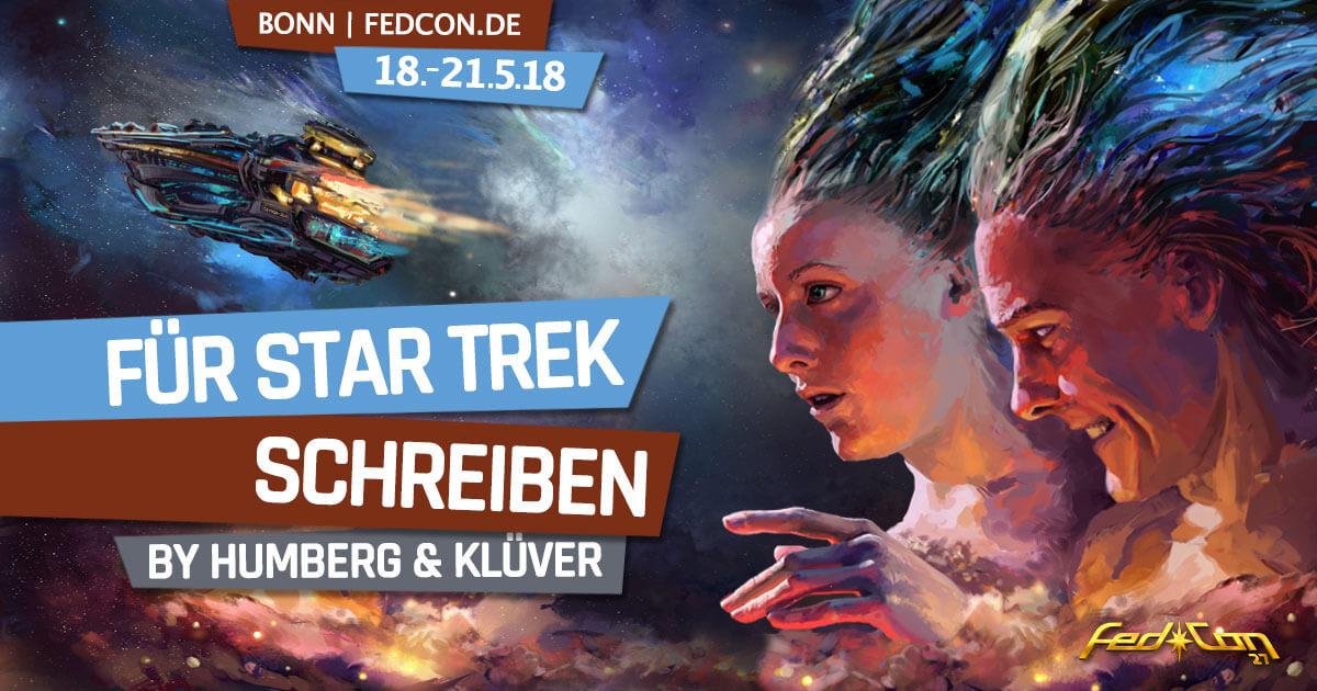 FedCon 27 | Workshop | Für Star Trek schreiben