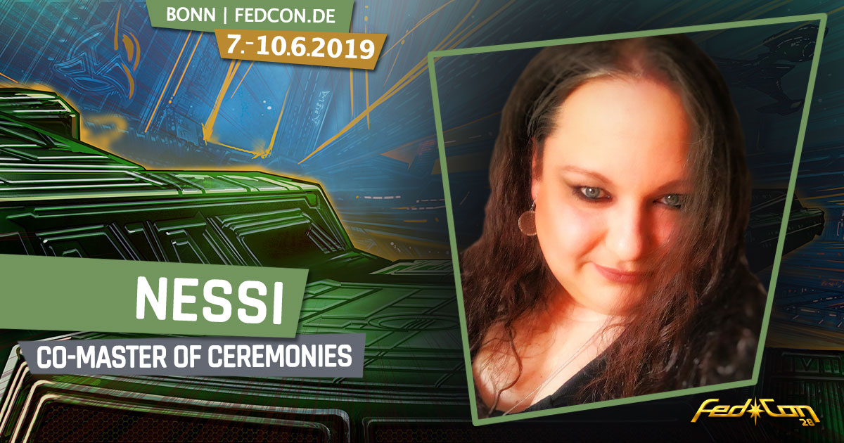 FedCon 28 | News | Co-Master of Ceremonies