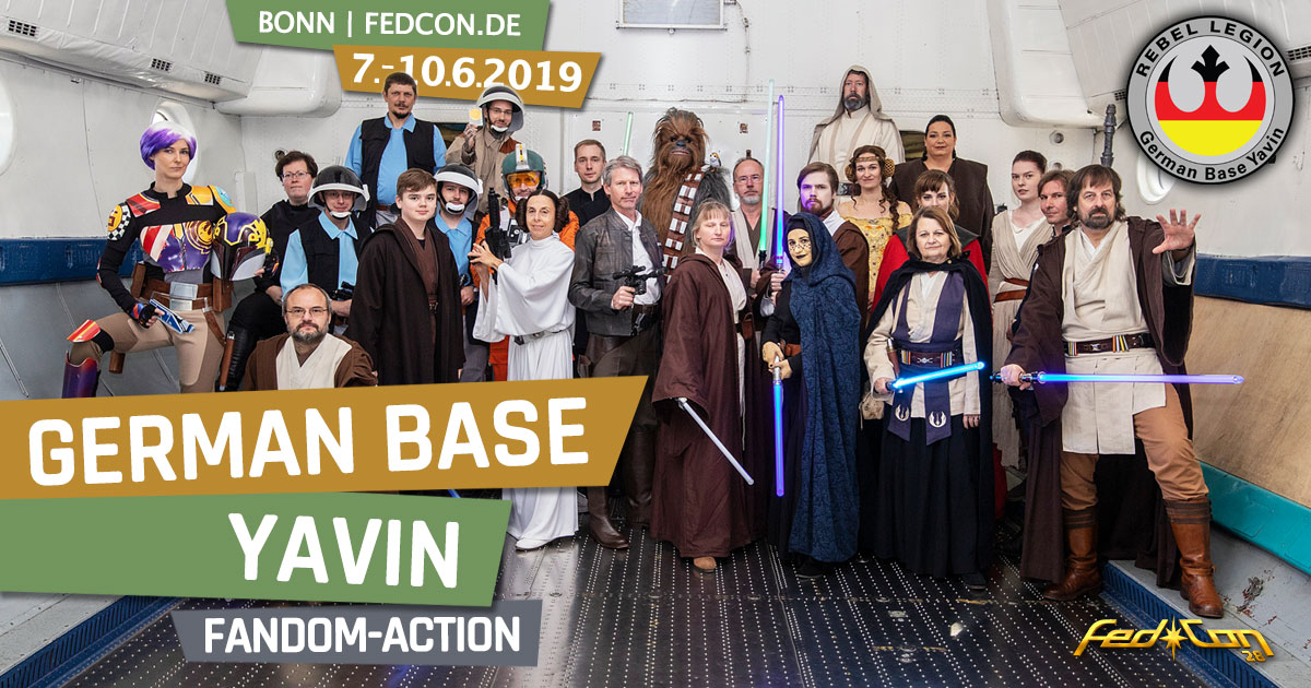FedCon 28 | Specials | German Base Yavin